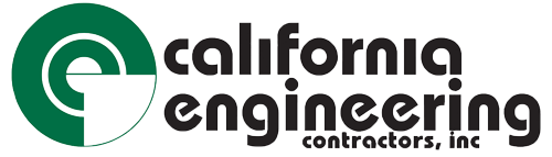 California Engineering Contractors Logo